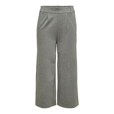 ONLPOPTRASH EASY CULOTTE PANT Medium Grey Melange