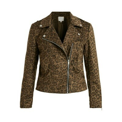 VIFADDY LEO BIKER JACKET Forest Night/ZINNAIA