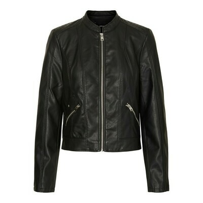 VMKHLOE FAVO COATED JACKET NOOS Black