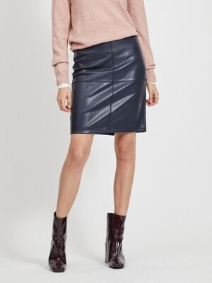 VIPEN NEW COATED SKIRT - NOOS Total Eclipse