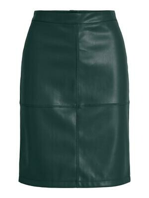 VIPEN NEW COATED SKIRT - NOOS Pine