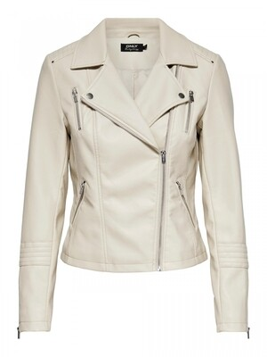 ONLGEMMA FAUX LEATHER BIKER OTW NOOS Peyote