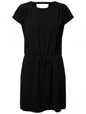 VMSASHA BALI S/S SHORT DRESS NOOS Black