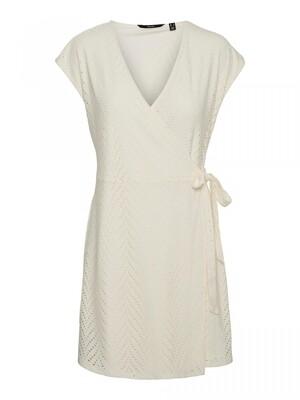 VMLEAH 2/4 SHORT DRESS JRS GA Birch