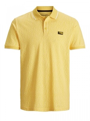 JCOBOWDEN POLO SS Maize/SLIM