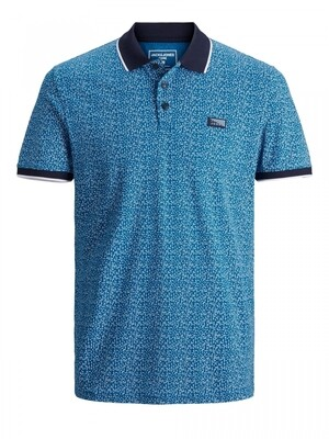 JCOBOWDEN POLO SS Deep Water/SLIM