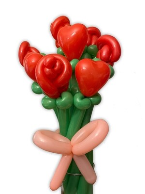 Sweetheart Deluxe Bouquet