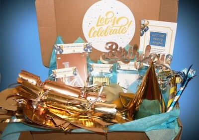 Large Birthday Party In A Box