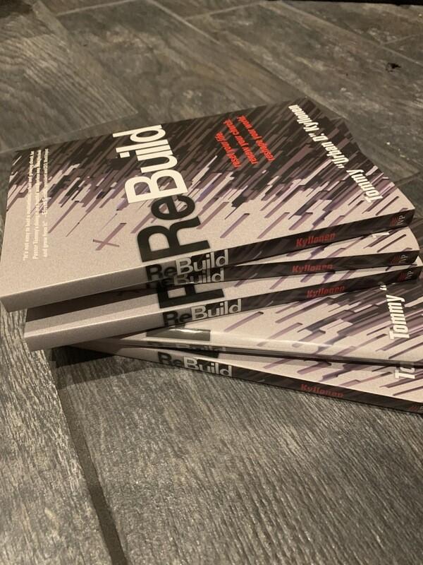10 ReBuild Books - Bulk Discount