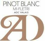 """Pinot Blanc """"Mi-Flétri"""" 75 cl"""
