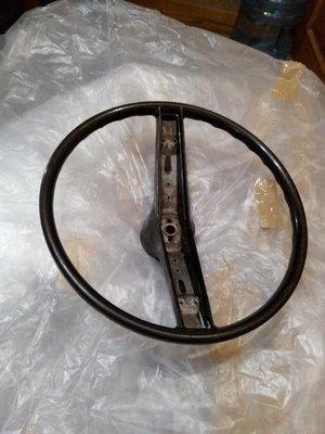 Рулевое колесо ГАЗ-24
