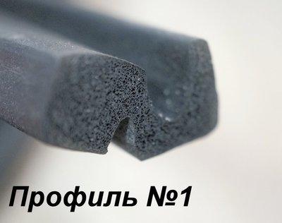 Уплотнитель дверей по периметру ГАЗ-24, -24-10, -31029
