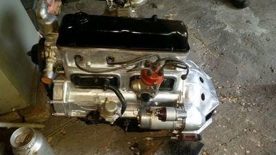 двигатель на газ 24