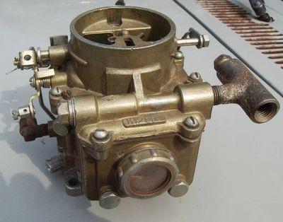 Карбюратор К126Г.