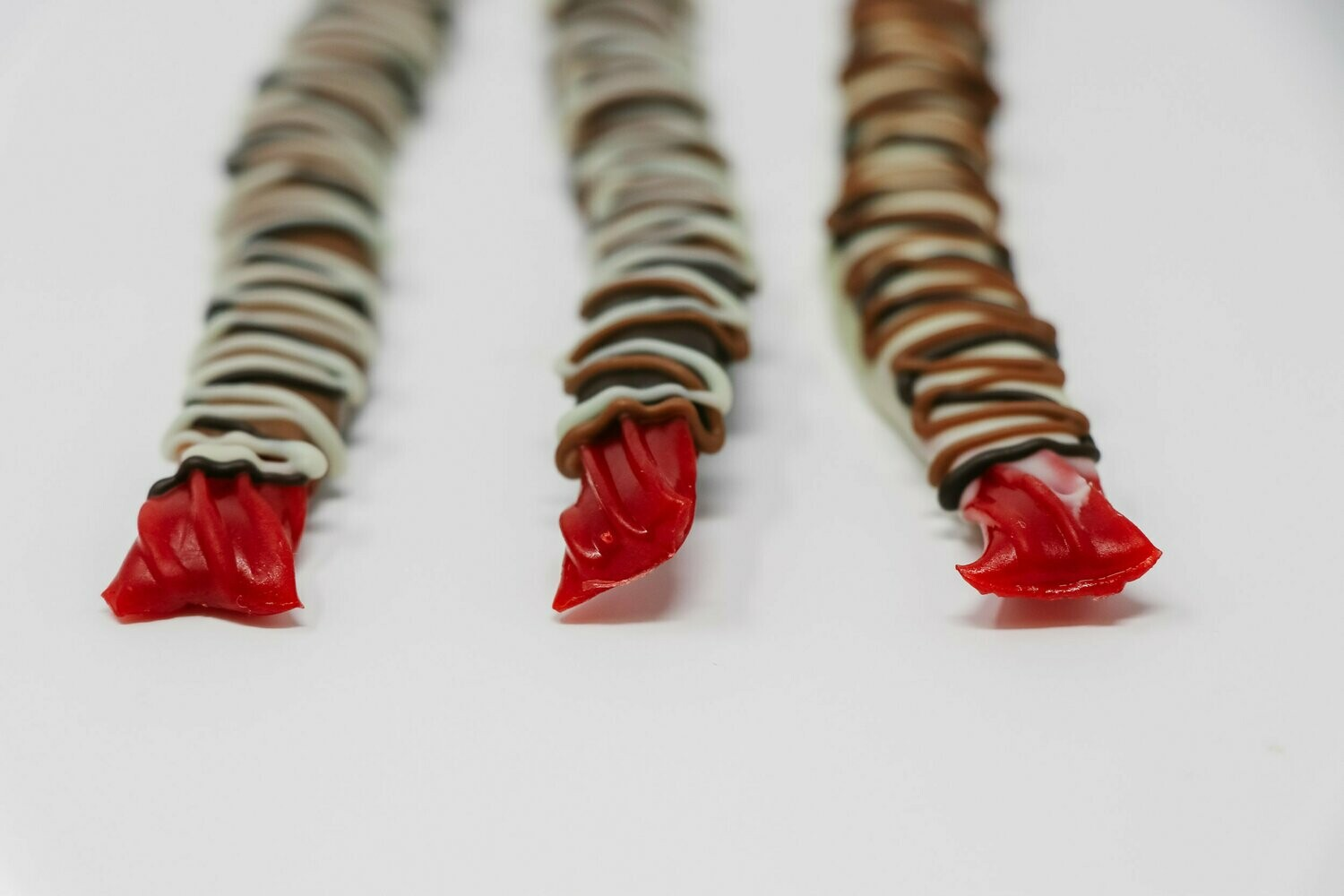 Chocolate Dipped Licorices (3 pc)