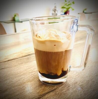 Seasonal Coffee- Coconut, Cinnamon and Lemon Cream