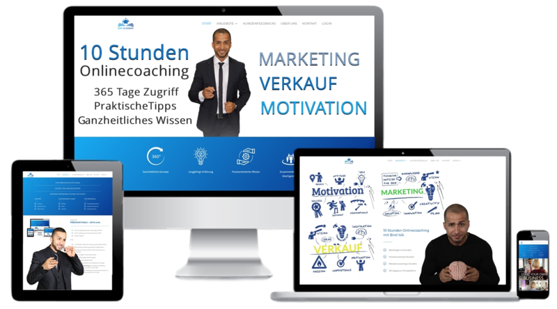 Online Coaching Birol Isik Marketing Verkauf, Kommunikation