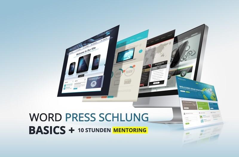 Webseite erstellen Schweiz + Mentoring