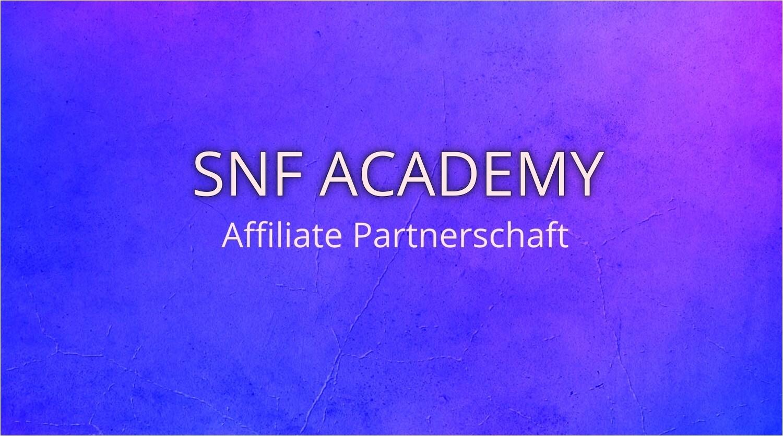 Affiliate Partner Mitgliedschaft