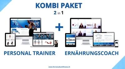 Ernährungscoach & Personal Trainer Ausbildung