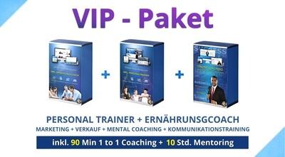 Personal Trainer und Ernährungscoach VIP