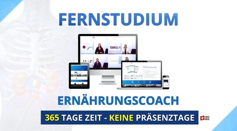 Ernährungscoach Ausbildung Online
