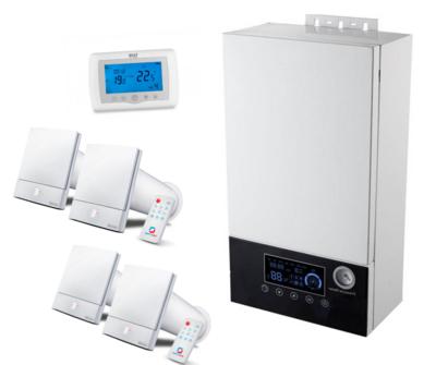 Zestaw Smart Home 3D -130m2
