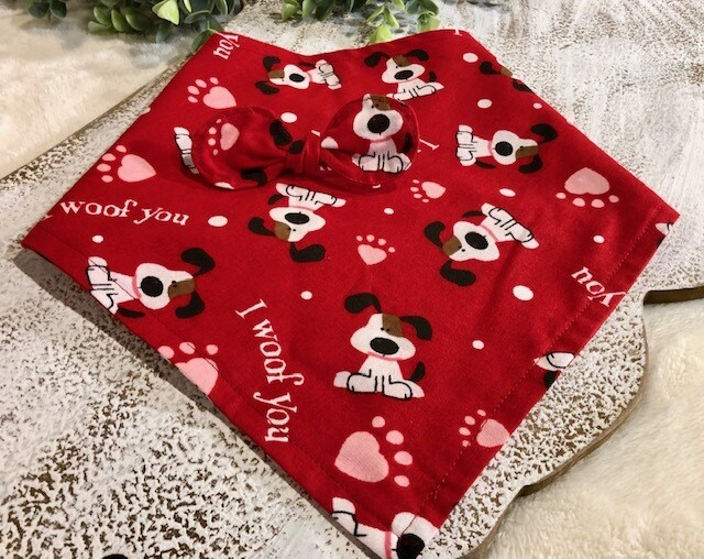 'I Woof You' Valentines Day Bundle