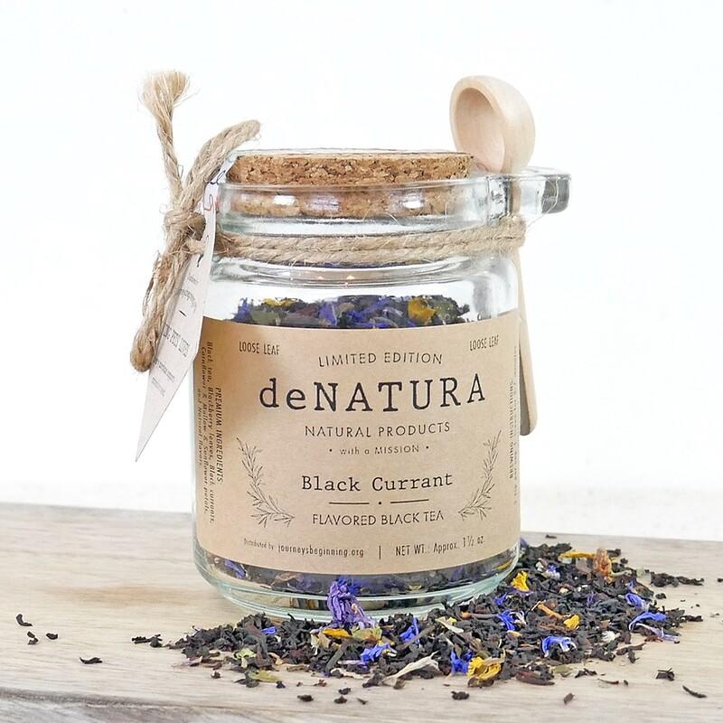 Black Currant - Glass Jar