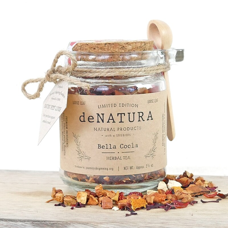 Bella Coola - Glass Jar