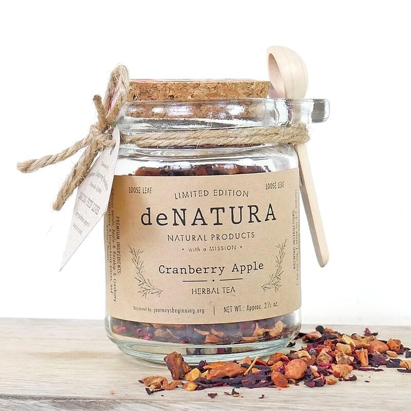 Cranberry Apple - Glass Jar