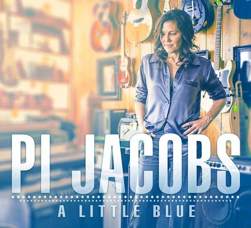 Pi Jacobs - A Little Blue