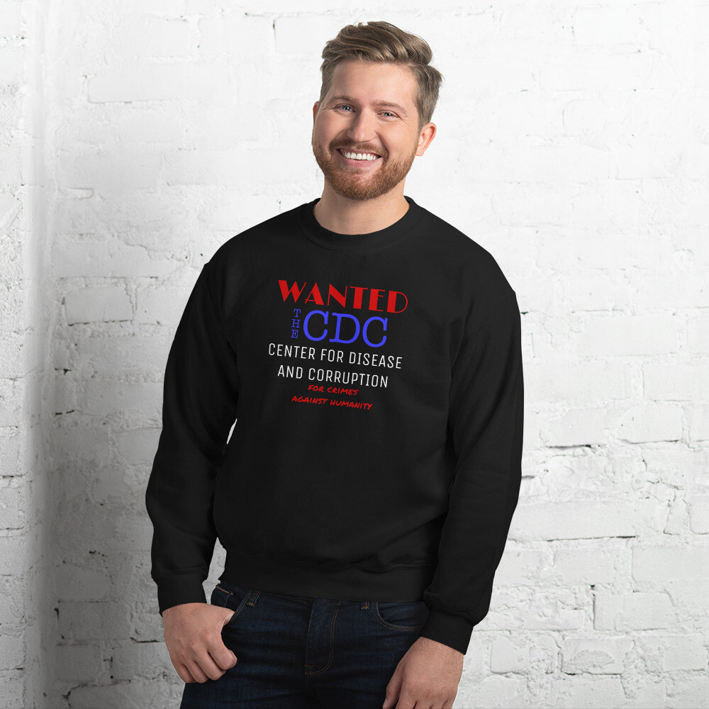 Wanted CDC Sweatshirt