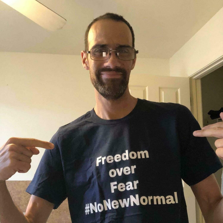 No New Normal T-Shirt