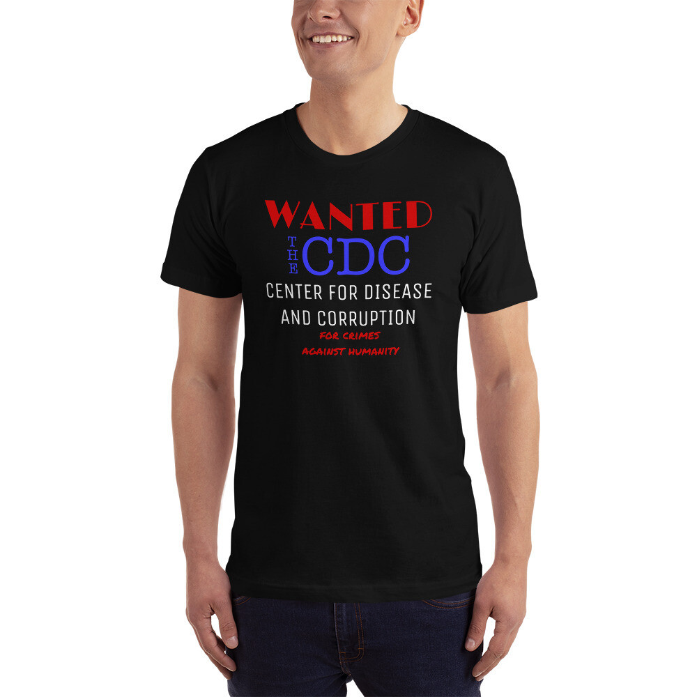 Wanted CDC T-Shirt