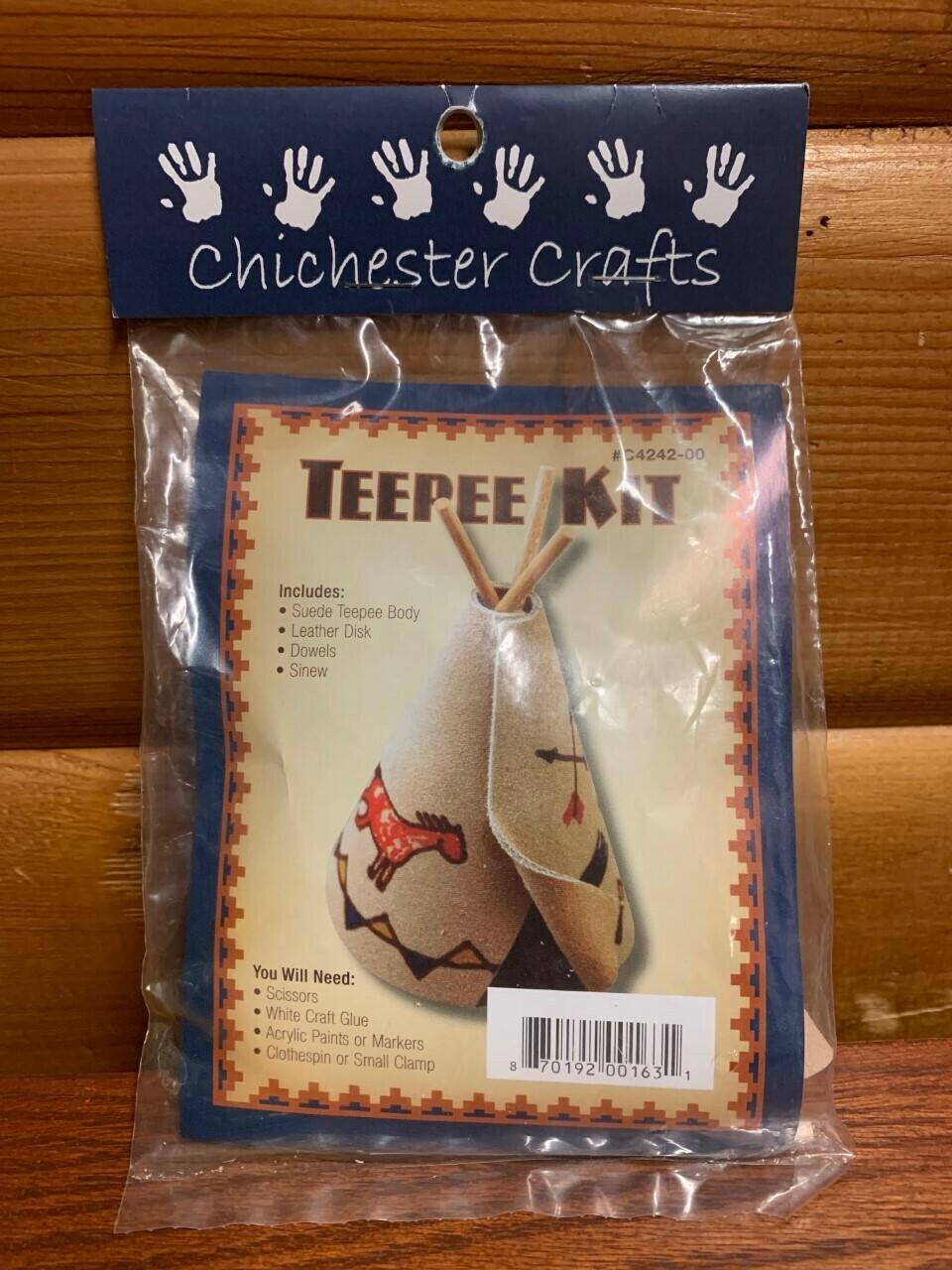 TeePee Kit