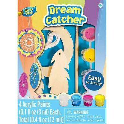 Mini Dream Catcher Kit