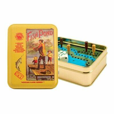Fish Pond Game Tin