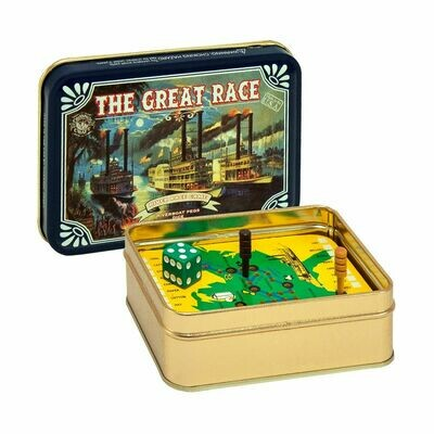 Riverboat Game Tin
