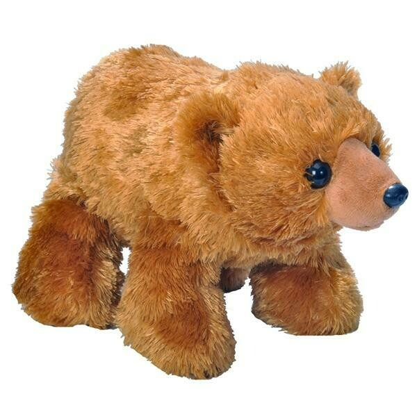 Medium Grizzly Bear