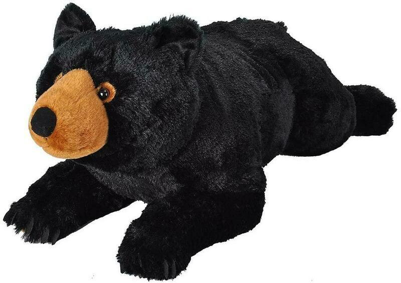 Jumbo Black Bear