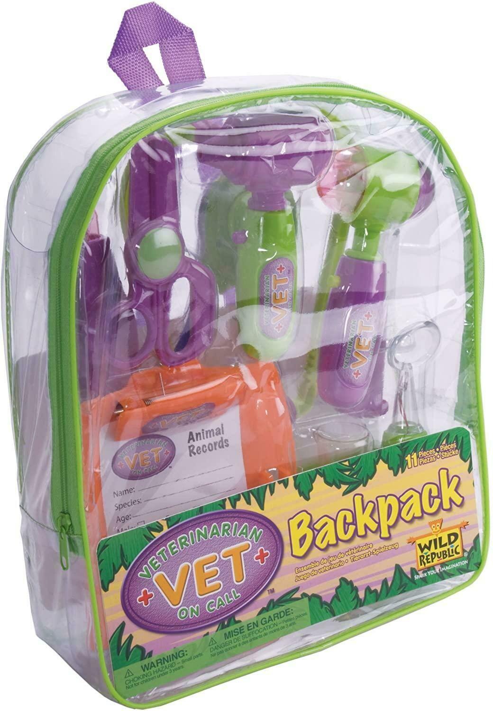 Vet on Call Backpack