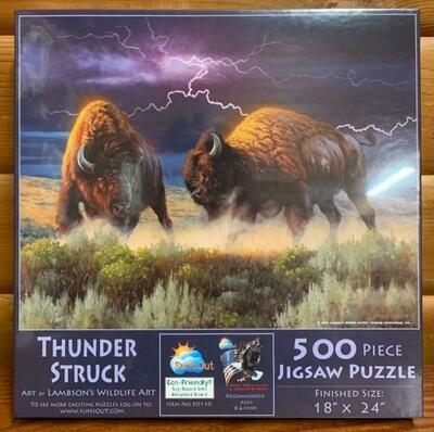 Thunderstruck Puzzle