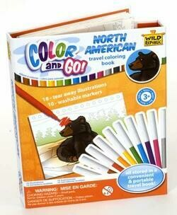 North American Color & Go!