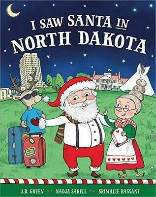 I Saw Santa in North Dakota