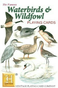 Waterbirds & Waterfowl Playing Cards
