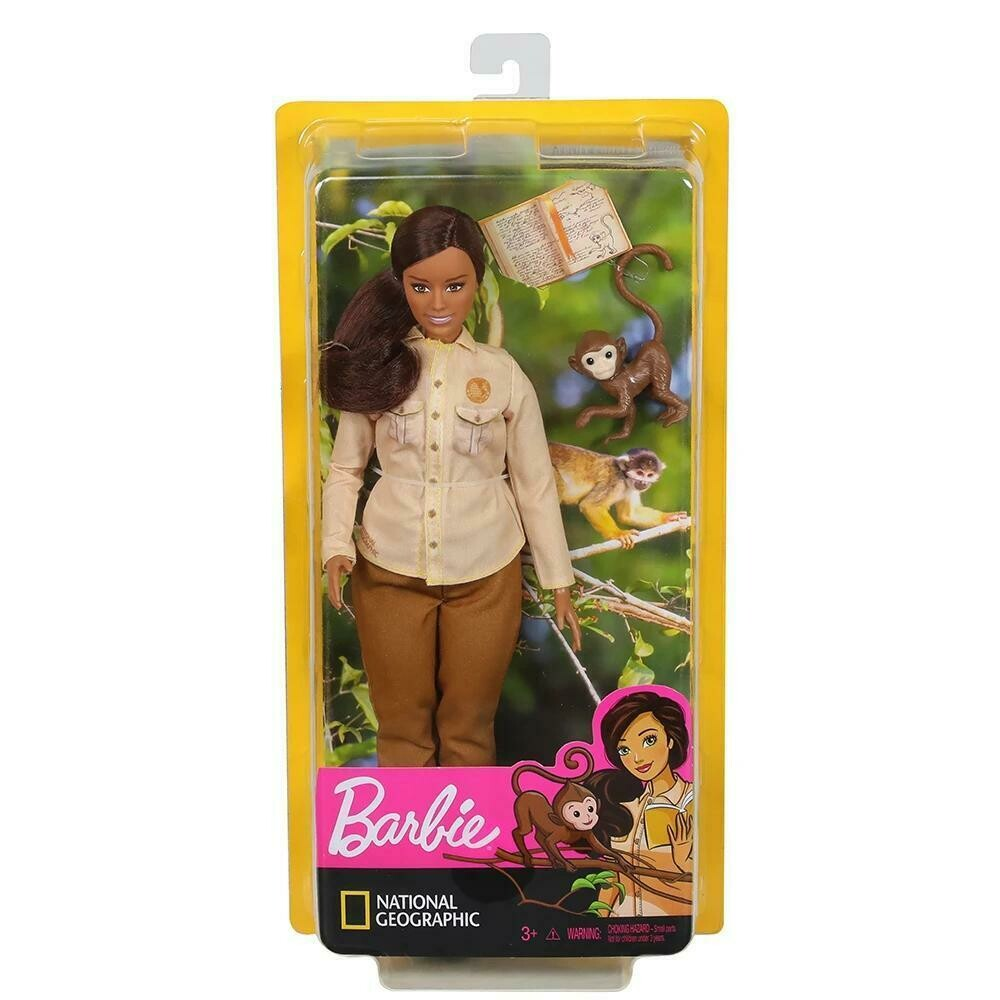 Conservationist Barbie