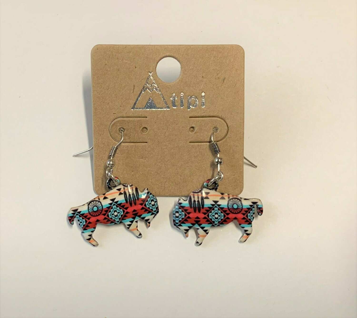 Dessert Dream Bison Earrings