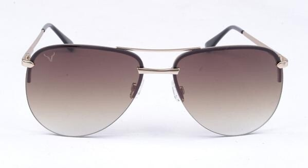 Brown Gradient Sedona Sunglasses