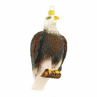 Majestic Eagle Ornament